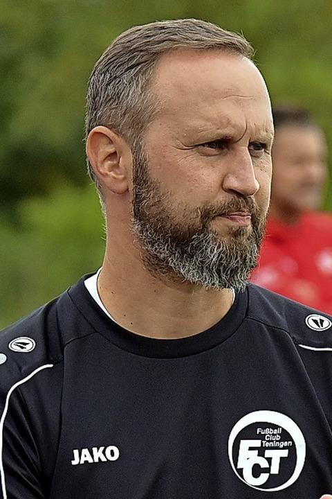 Marcel kobus (42), FC Teningen    Foto: Daniel Thoma