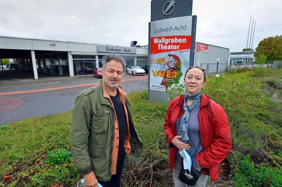 "Gerade erst umgezogen: Das Wallgraben-...nkungen so undifferenziert sind""  | Foto: Michael Bamberger"