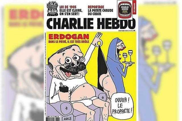 Erneuter Karikaturen-Streit