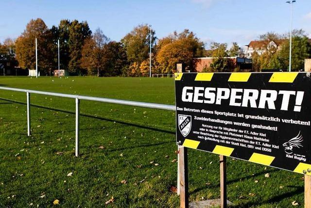 Amateursport erneut stillgelegt – Reaktionen von Trainern und Spielern