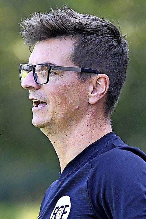 Mario Rombach (38), FC Emmendingen    Foto: Achim Keller