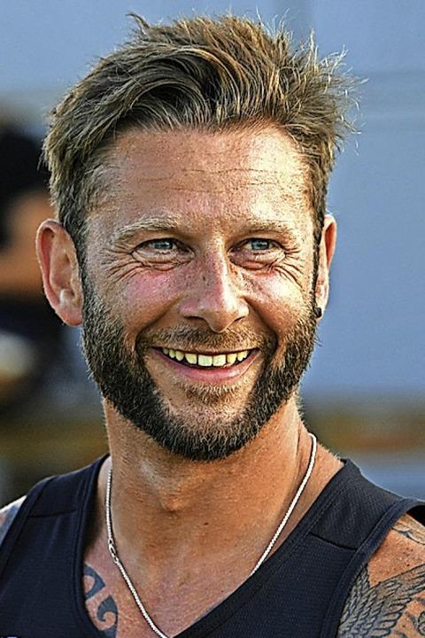 Dominik Ruth (38), SC Wyhl    Foto: Patrick Seeger