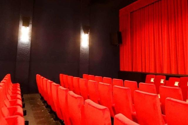 Der Neustart des Breisacher Kinos wird verschoben