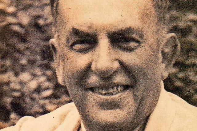 Nach Straßenbenennung in Müllheim: Wer war Fritz Hack?
