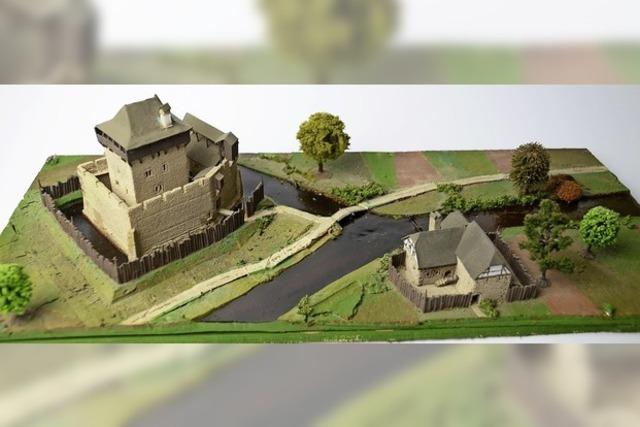 Auf den Spuren alter Burgen