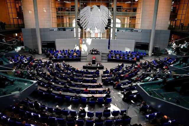 Wellenbrecher-Lockdown: So reagieren die Bundestagsabgeordneten