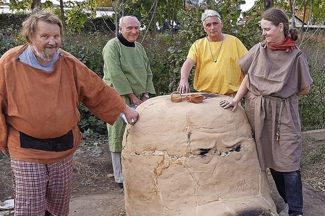 Saison in der Römeranlage ist zu Ende
