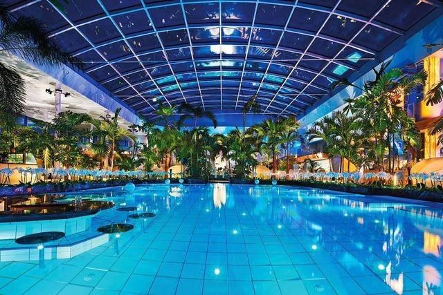 Zweiter Lockdown im Jubiläumsjahr des Schwimmbads in Titisee