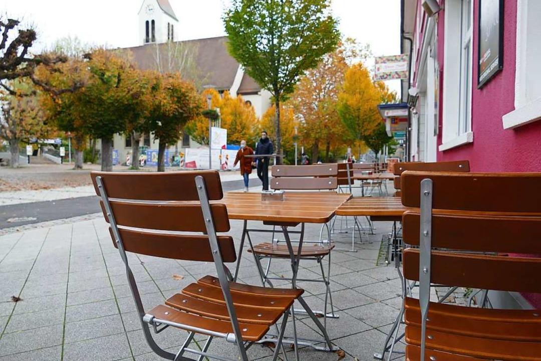 In dieser Woche dürfen Restaurants wie...tag ist damit für vier Wochen Schluss.  | Foto: Dora Schöls