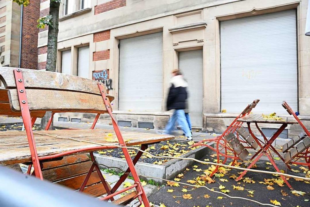 Aufreger: Alle Restaurants müssen ab Montag schließen.    Foto: Sebastian Gollnow (dpa)