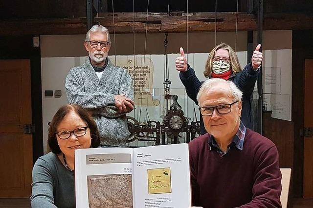 Über die mittelalterlichen Urkunden aus Schönau gibt es nun ein Buch
