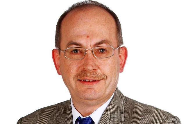 Wolfgang Fuhl tritt im Kreis Lörrach als Sprecher der AfD zurück