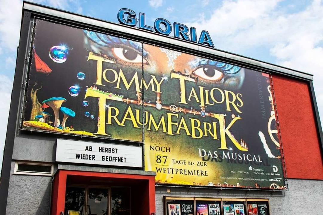 An diesem Wochenende können noch drei ...owns bis Ende November schließen muss.  | Foto: Gloria-Theater