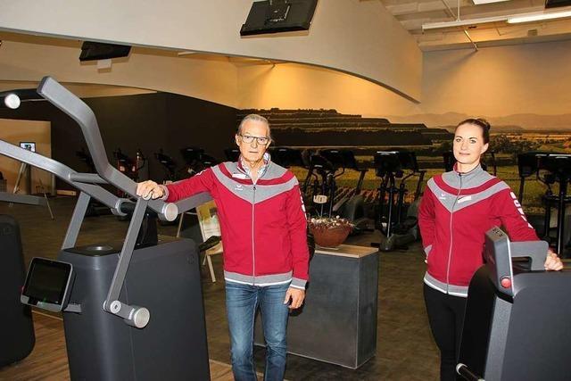 Zwangspause vom Training für die Fitnessstudios