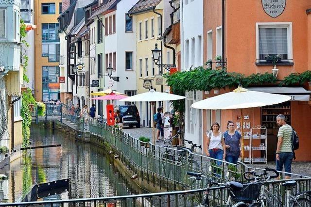 Anwohner in Freiburgs Innenstadt wehren sich gegen Gastronomie