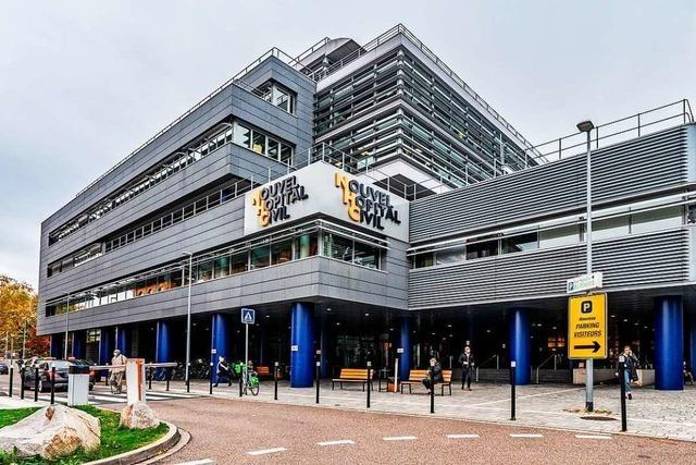 Zahl der Corona-Patienten im Straßburger Klinikum hat sich verdreifacht