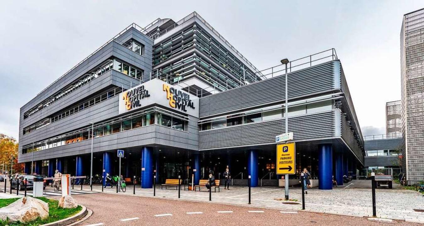 Universitätsklinikum in Straßburg  | Foto: teli