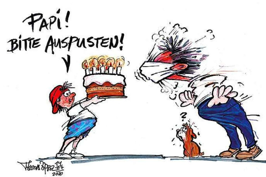Happy Birthday  | Foto: Thomas Zipfel