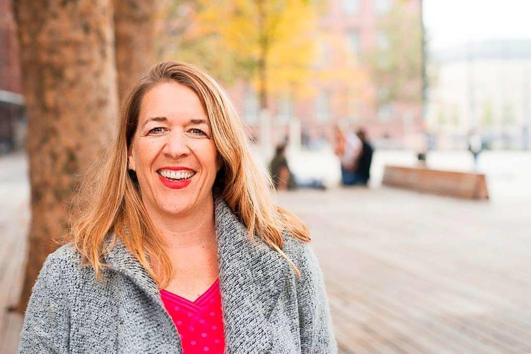 Bettina Knapp ist die Vorsitzende des ...telternbeirats der Freiburger Schulen.  | Foto: Privat