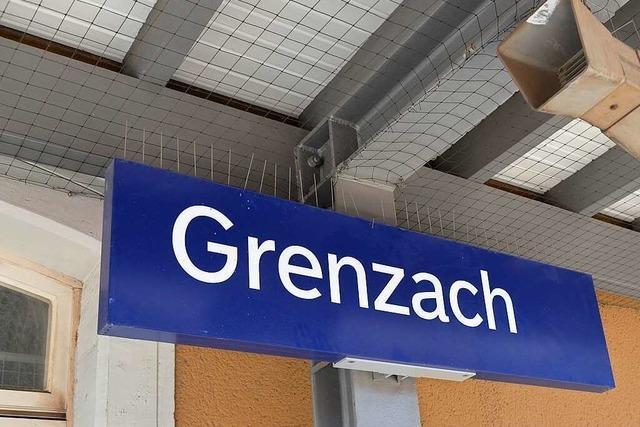Als Grenzach-Wyhlen beim Bahnverkehr in die Röhre schaute