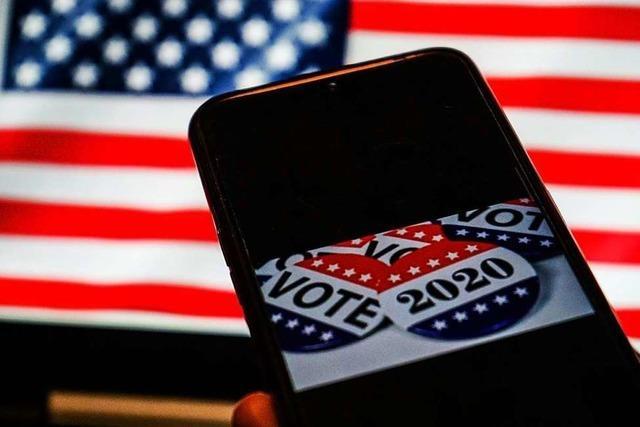 Das Carl-Schurz-Haus stimmt mit einem Livestream auf die US-Wahl ein
