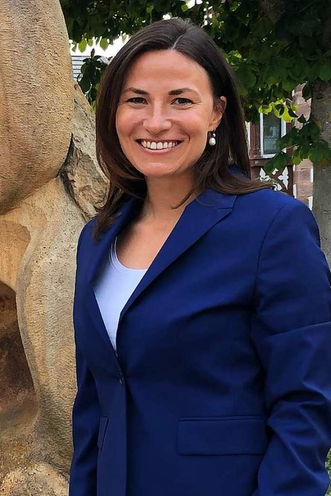 Bürgermeisterin Meike Folkerts  | Foto: Tanja Bury