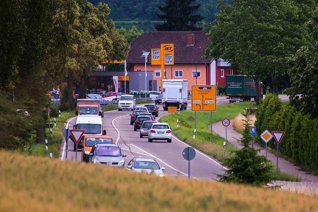 Der Gemeinderat Ettenheim übt Kritik an der geplanten Kreisstraße