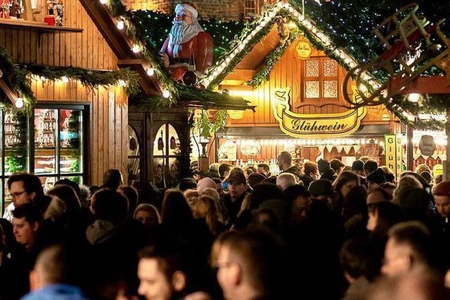 Teninger Weihnachtsmarkt endgültig abgesagt