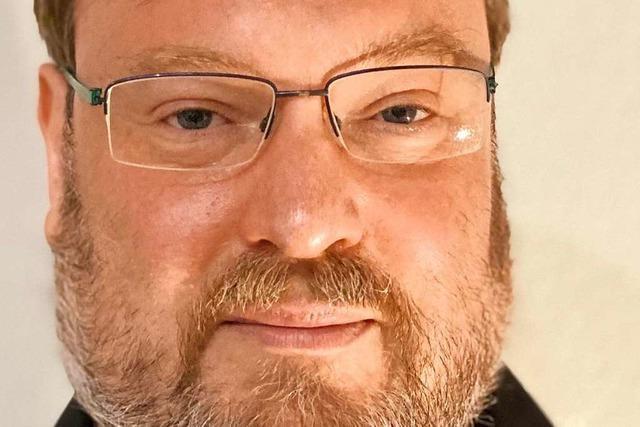 Hartmut Schwäbl kündigt Kandidatur in Utzenfeld an