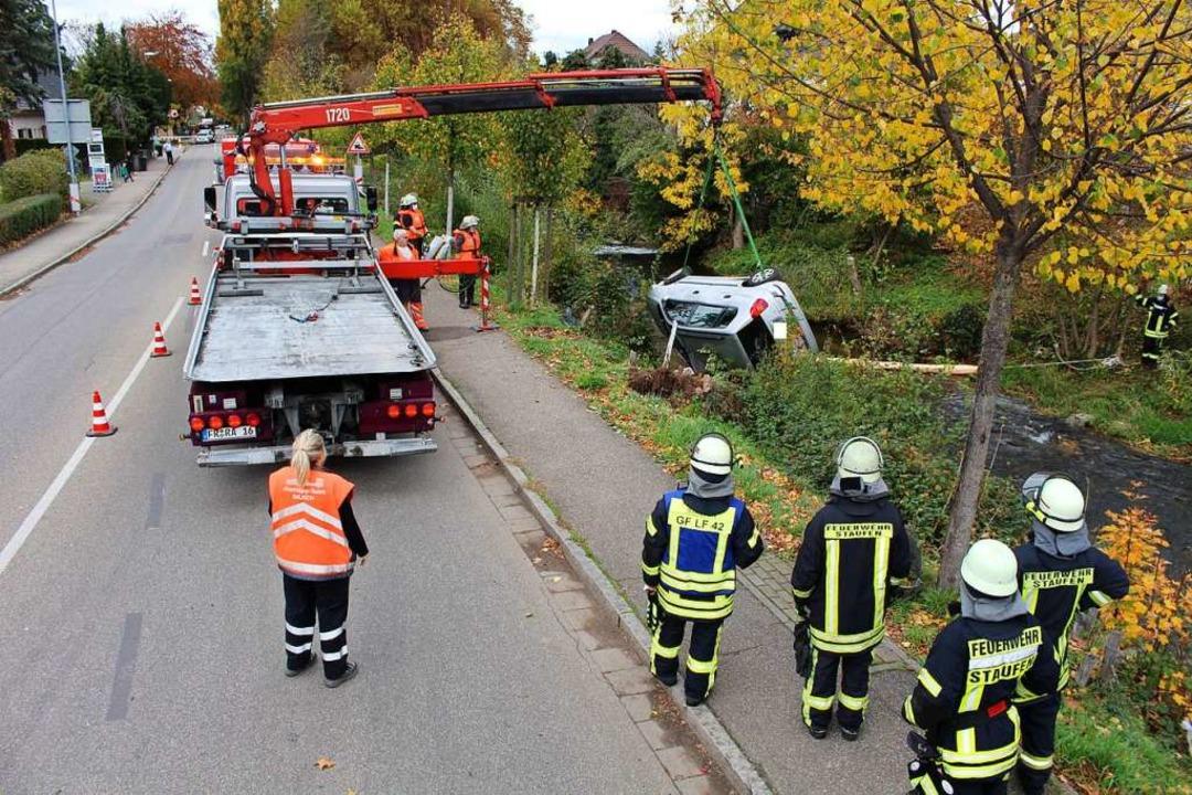 | Foto: Freiwillige Feuerwehr Staufen