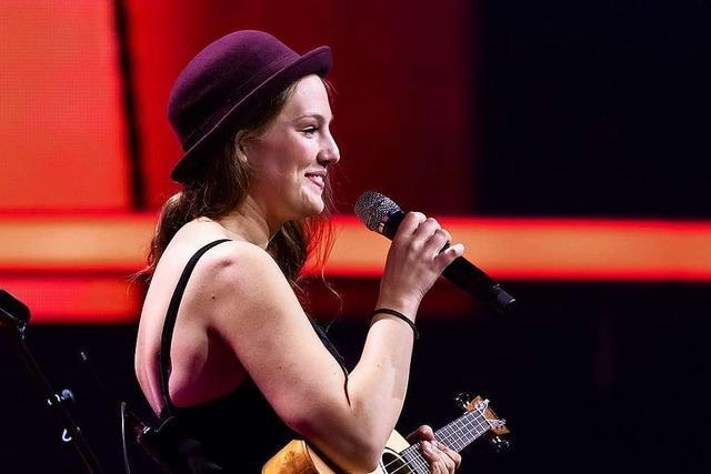 Offenburgerin Lisa-Marie Christ überzeugt Voice-of-Germany-Jury