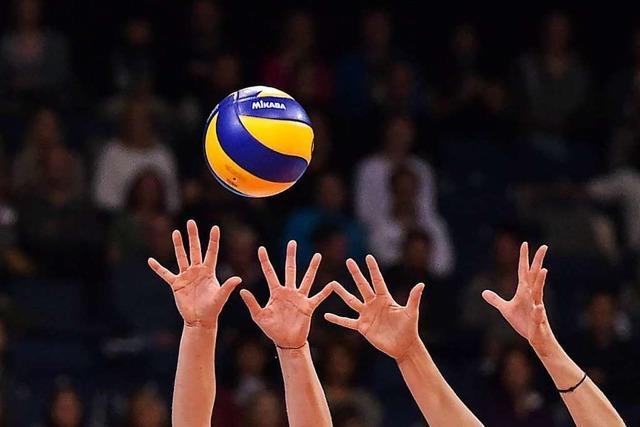 Die Volleyballer in Südbaden spielen am Wochenende, der Rest-Amateursport ruht