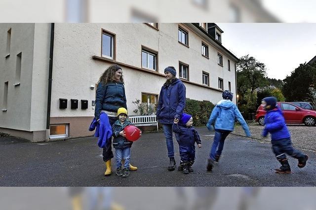 Wieder Probleme mit der Freiburger Erbpacht-Regelung