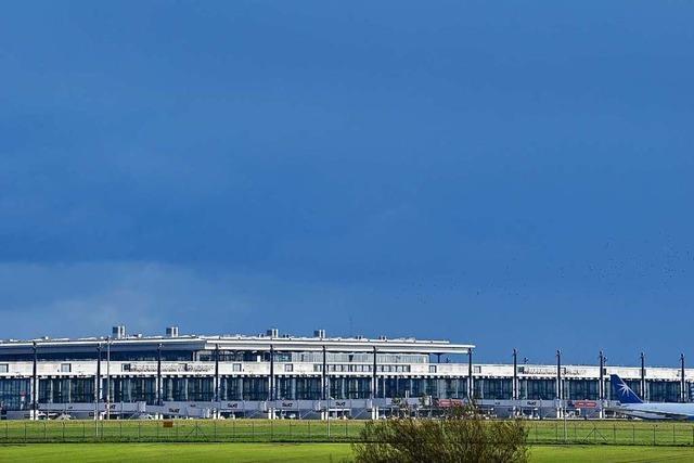 Der Berliner Flughafen