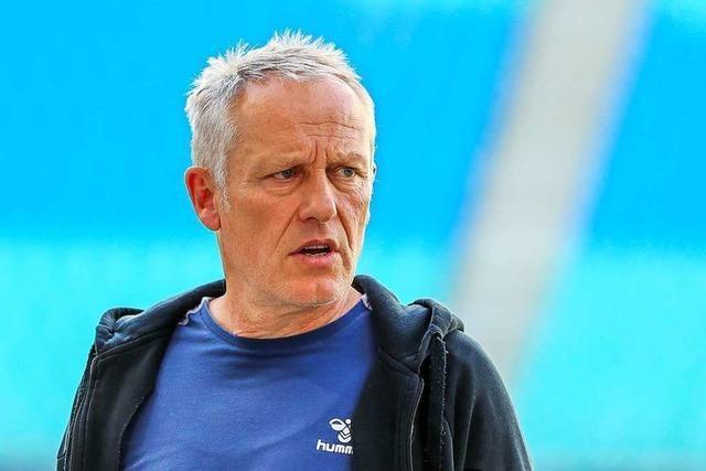 Was plant SC-Coach Christian Streich gegen Leverkusen?