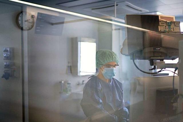 Erste Krankenhäuser in der Schweiz sind überlastet