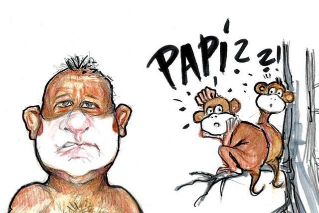 Thomas Zipfels neue Cartoons: Darf man über Corona lachen?