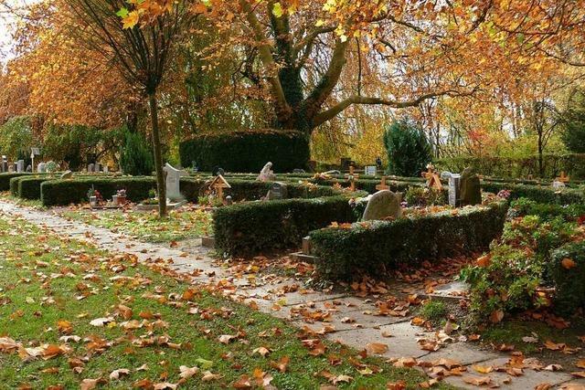 Friedhofskultur im Wandel: Urne statt Sarg