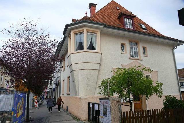 Im Oktober 2000 beschäftigten unterirdische Hinterlassenschaften Rheinfelden