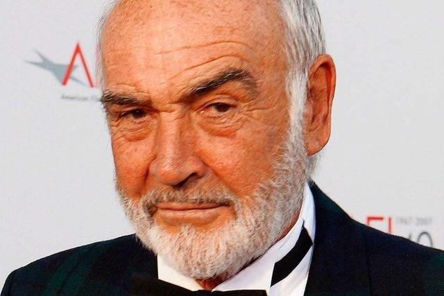 Ur-Bond und Erz-Schotte: Der große Sean Connery ist tot