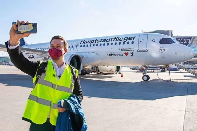 Der Hauptstadtflughafen BER ist eröffnet