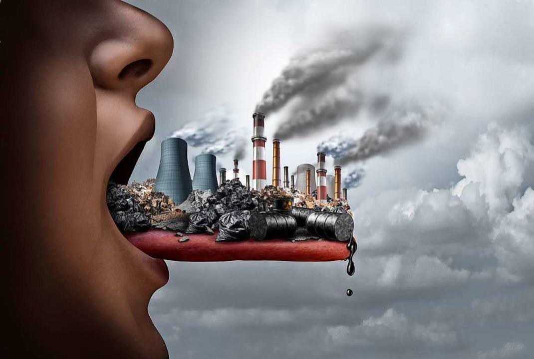 Alles, was in der Umwelt ist, nimmt der Mensch auf.  | Foto: freshidea  (stock.adobe.com)