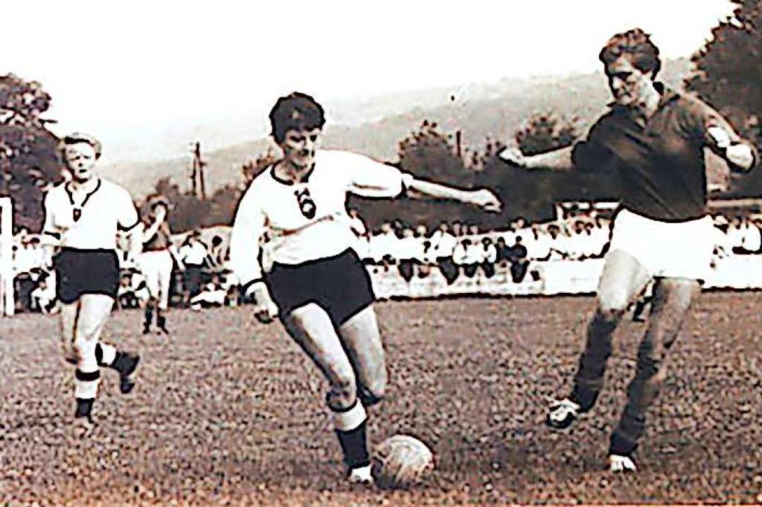 Der erste Verein von Christa Kleinhans...he Damen-Fußballvereinigung gegründet.  | Foto: bz