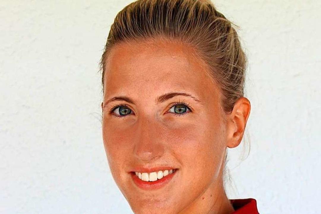 Marina Dinger vom FC Weisweil.  | Foto: privat