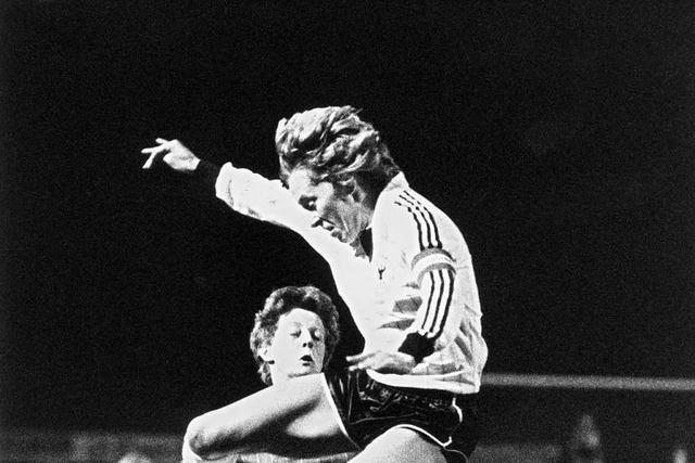 Das Frauenfußball-Verbot endete erst vor 50 Jahren