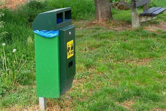 Kanderner Bauhof hat mit der Müll-Leerung immer mehr Arbeit