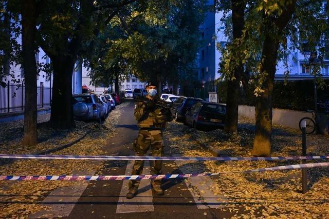 Orthodoxer Priester bei Schusswaffenangriff in Lyon verletzt