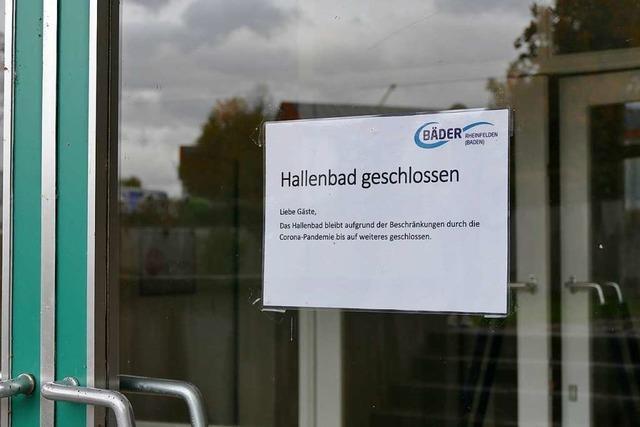 Rheinfelderin sammelt Unterschriften fürs neue Hallenbad
