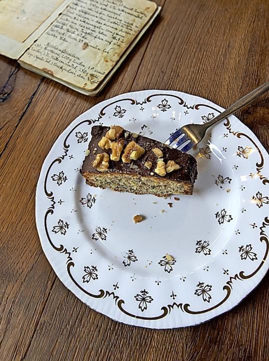 Der  Kuchen ist hausgemacht.  | Foto: Stephan Elsemann