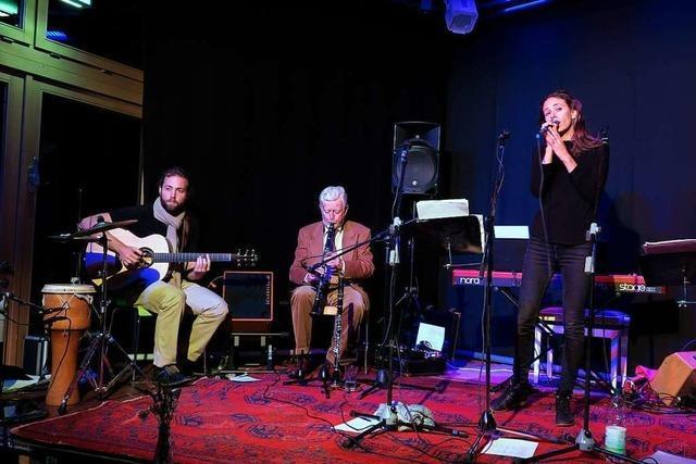 Das Konzert mit Walti Huber und Jetsam 5 war auch eine Reise in die Seele